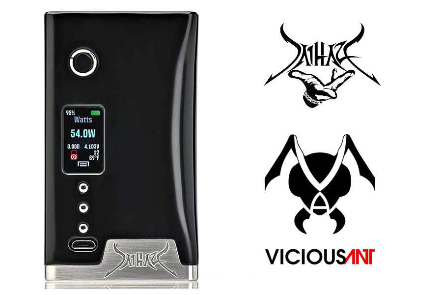 Vicious Ant Haze DNA 75C (www.e-smoke.sk)