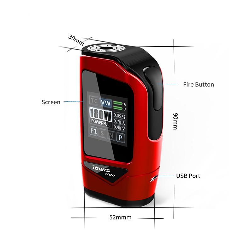 HCigar Towis T180 (www.e-smoke.sk)