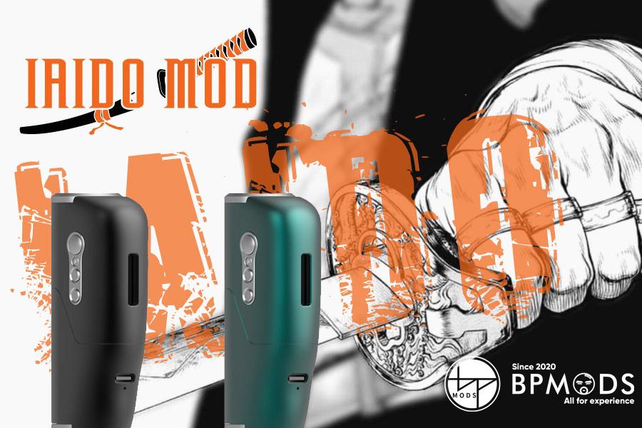 IAIDO MOD bp mods (www.e-smoke.sk)