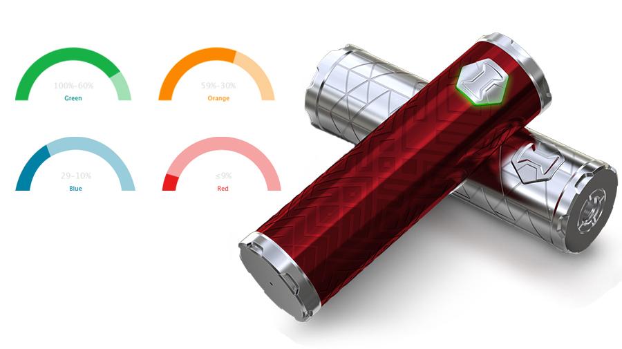 Eleaf iJust 3 bateria (www.e-smoke.sk)