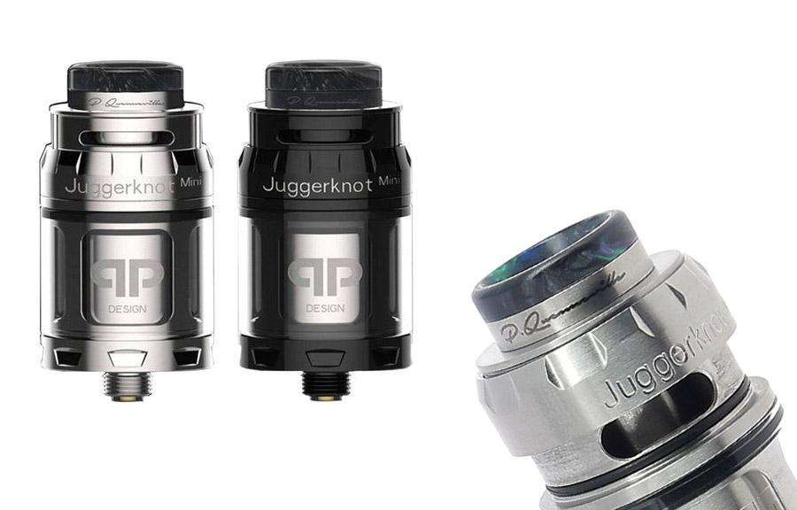qp Design JuggerKnot Mini RTA 24mm (www.e-smoke.sk)