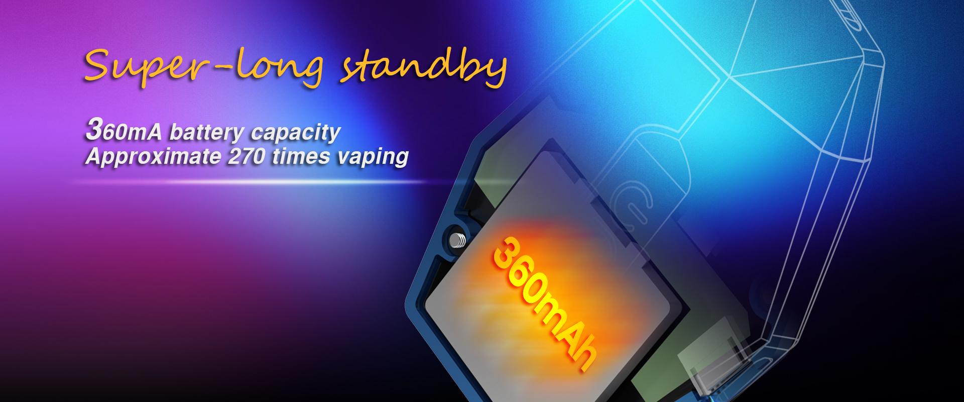 OneVape Lambo pod systém 360mAh (www.e-smoke.sk)