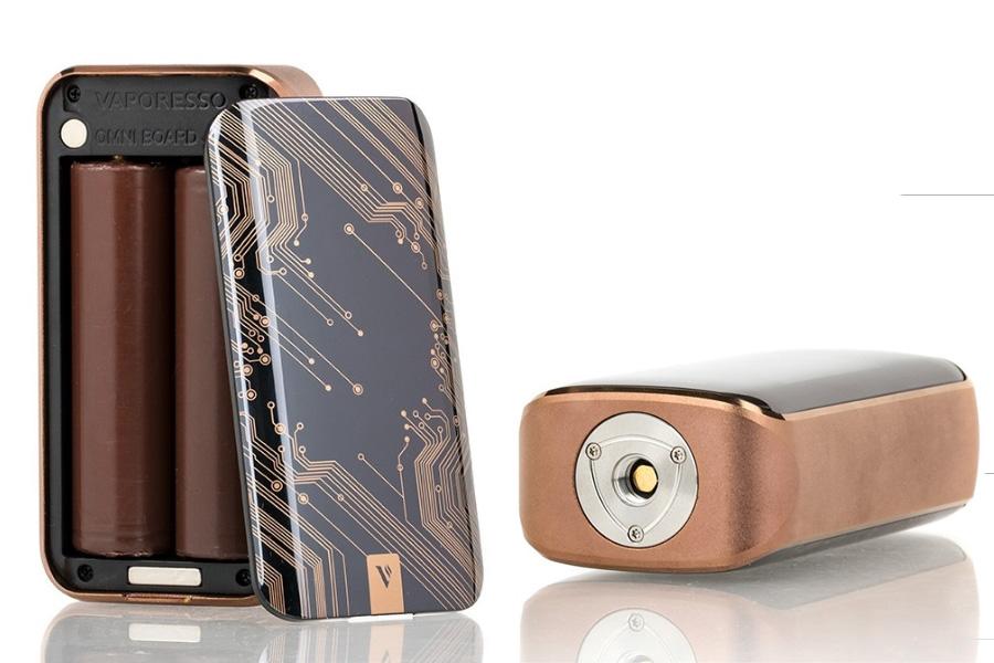 Vaporesso Luxe sada s SKRR atomizérom (www.e-smoke.sk)