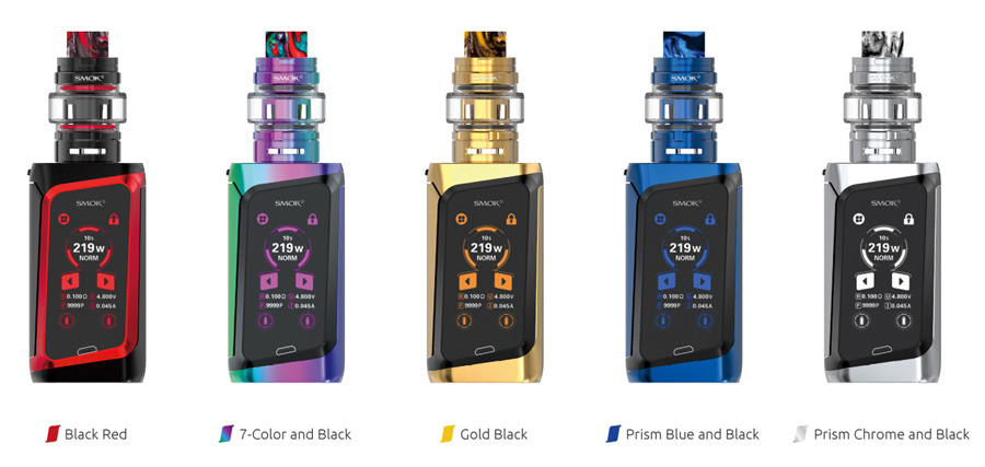 SMOK Morph 219 MOD + TF Tank (www.e-smoke.sk)