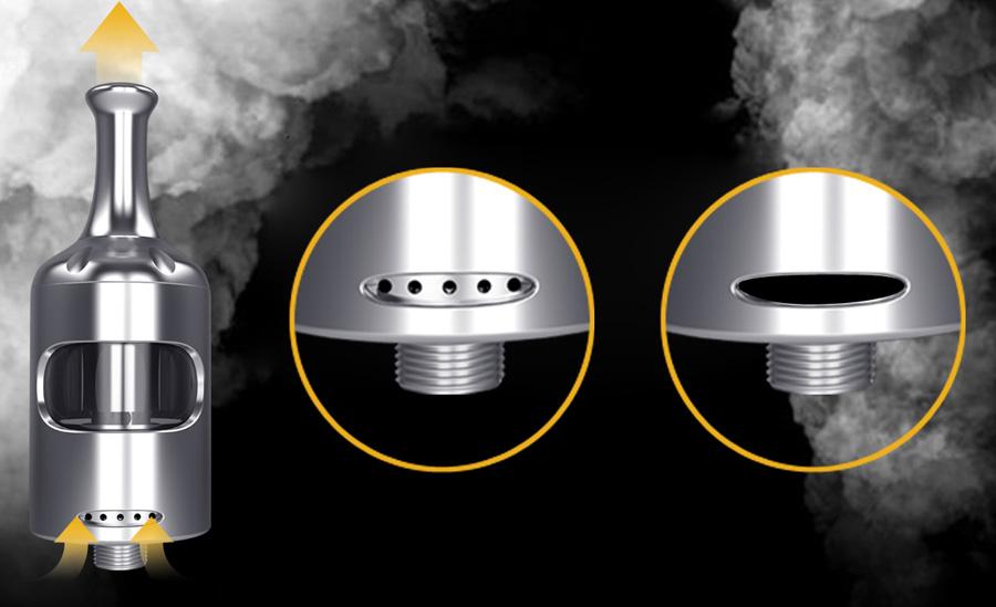 aSpire Nautilus 2S atomizér - objem 2,6ml (www.e-smoke.sk)