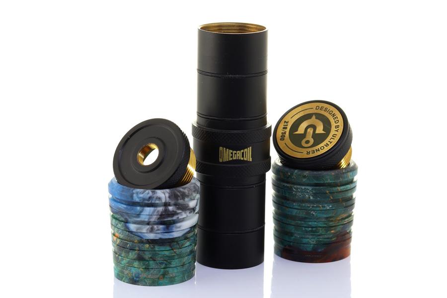 omega coil ultroner (www.e-smoke.sk)