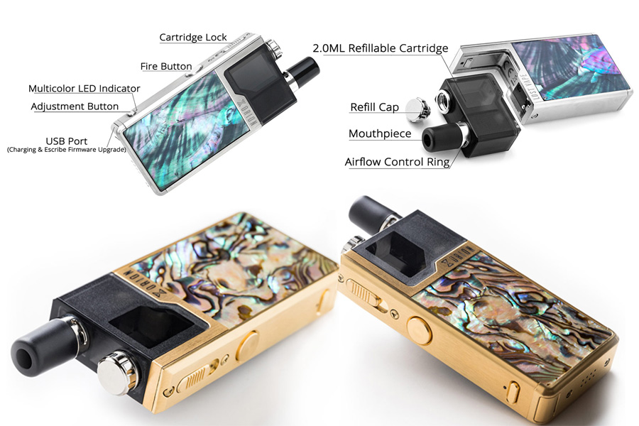 Lost Vape Orion DNA Go POD MOD (www.e-smoke.sk))