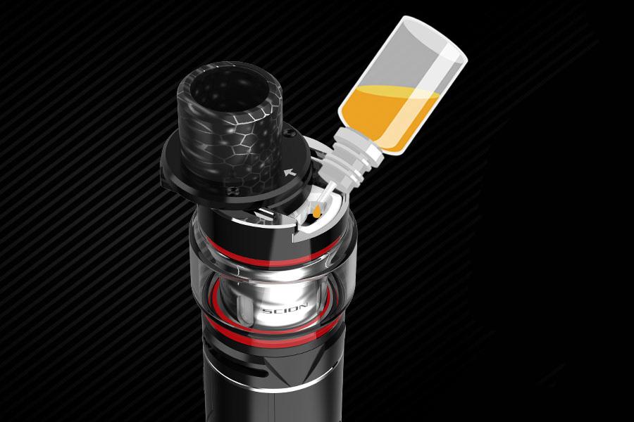 Innokin PLEXAR sada s PLEX atomizérom (www.e-smoke.sk)