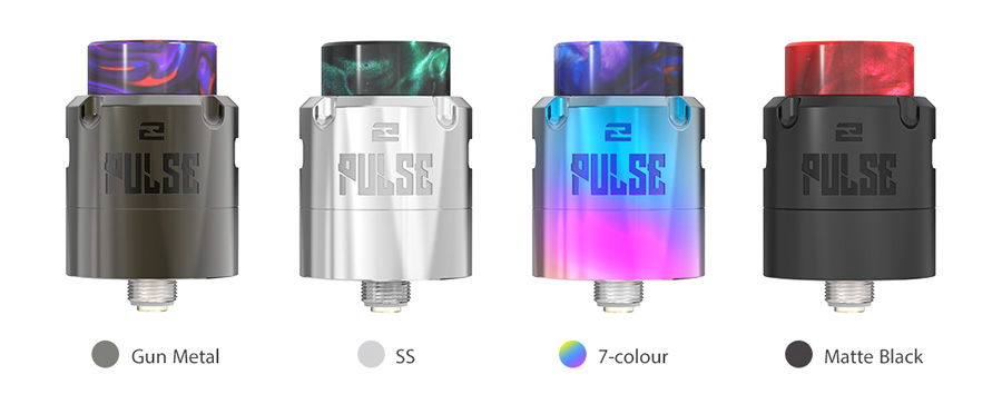 Vandy Vape Pulse V2 RDA 24mm (www.e-smoke.sk)