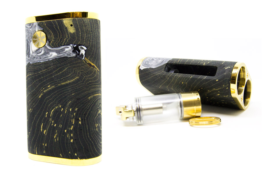 asmodus pumper 21 stabwood mod (www.e-smoke.sk)