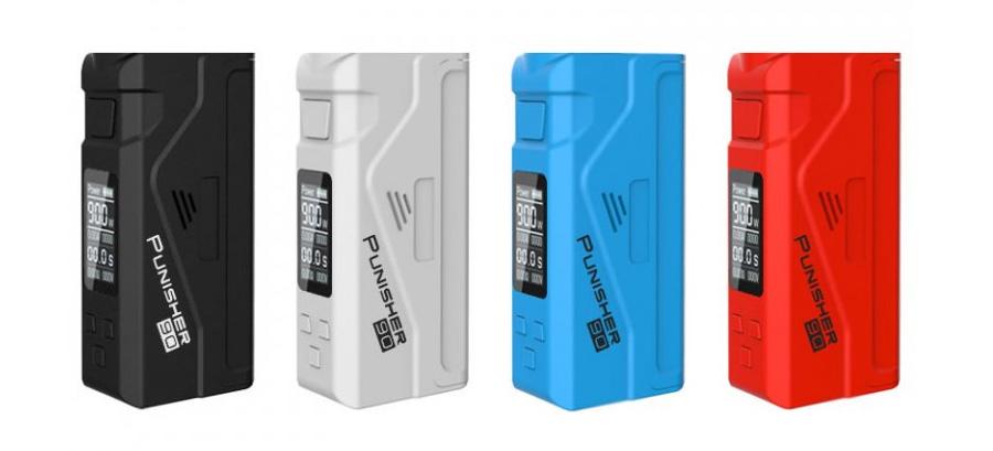 DOVPO Punisher 90W TC Box MOD (www.e-smoke.sk)