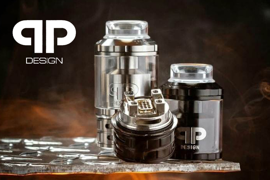 qp Design Fatality M25 RTA - 25mm, 4ml/5,5ml (www.e-smoke.sk)