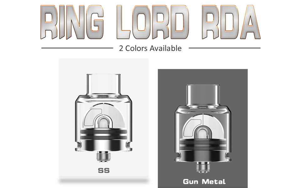 Hugsvape Ring Lord RDA - 27mm (www.e-smoke.sk)