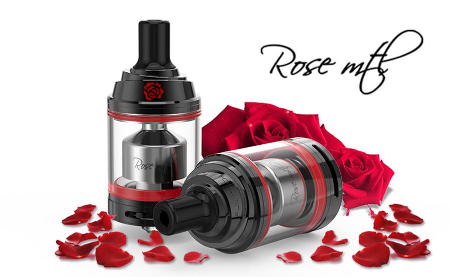 Fumytech Rose MTL RTA (e-smoke.sk)