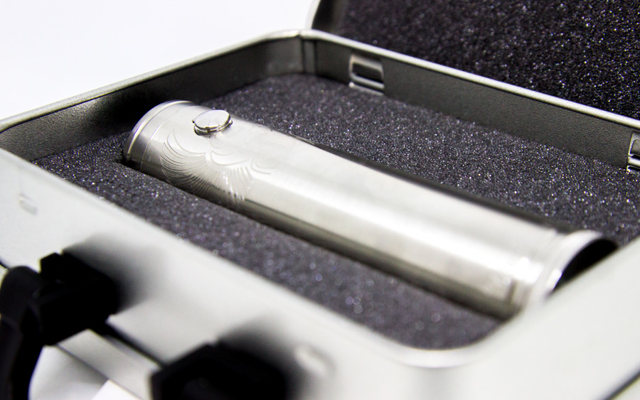 Smokerstore Taifun Skarabeus PRO MAX mechanická trubka - 25mm