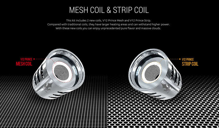 SMOK PRINCE mesh (e-smoke.sk)