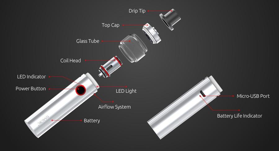 smok vape pen 22 Light edition (www.e-smoke.sk)
