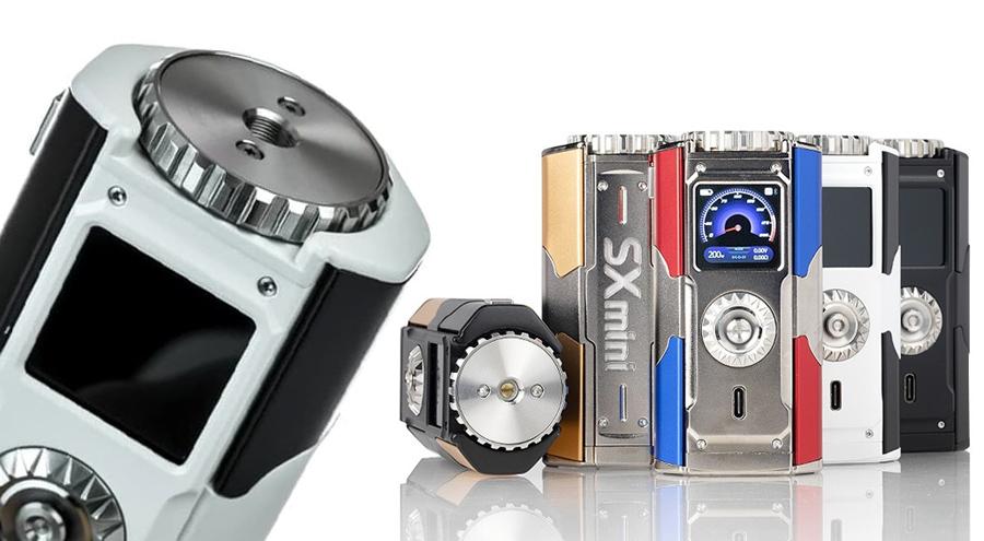 SXmini T Class (www.e-smoke.sk)