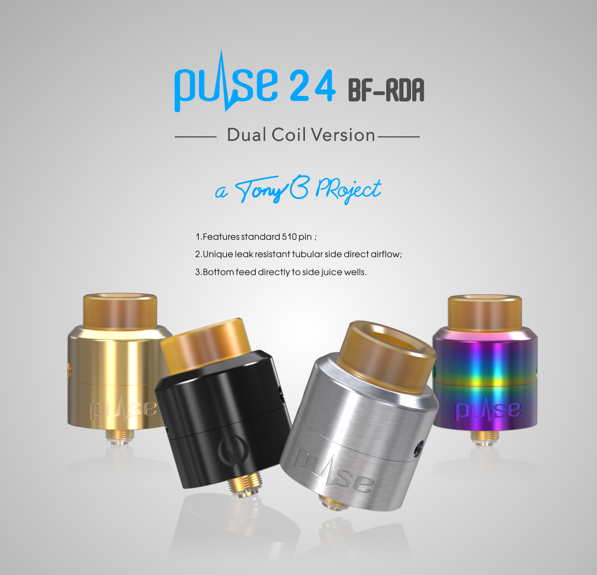 Vandy Vape Pulse 24 BF RDA (www.e-smoke.sk)