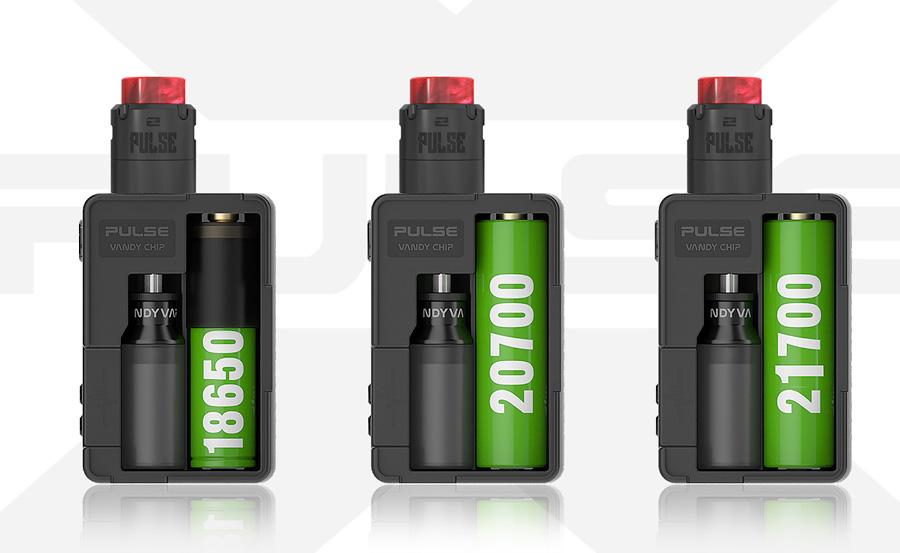 Vandy Vape Pulse X BF 90W Kit - Special Edition (www.e-smoke.sk)