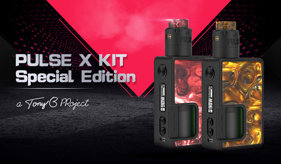 Vandy Vape Pulse X BF 90W Kit - Special Edition (www.e-smoke.sk)