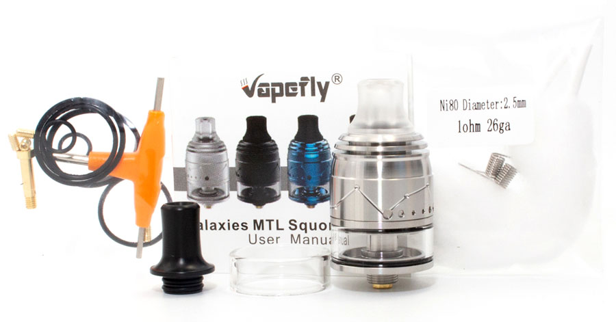 Vapefly Galaxies MTL SQUONK RDTA (www.e-smoke.sk)