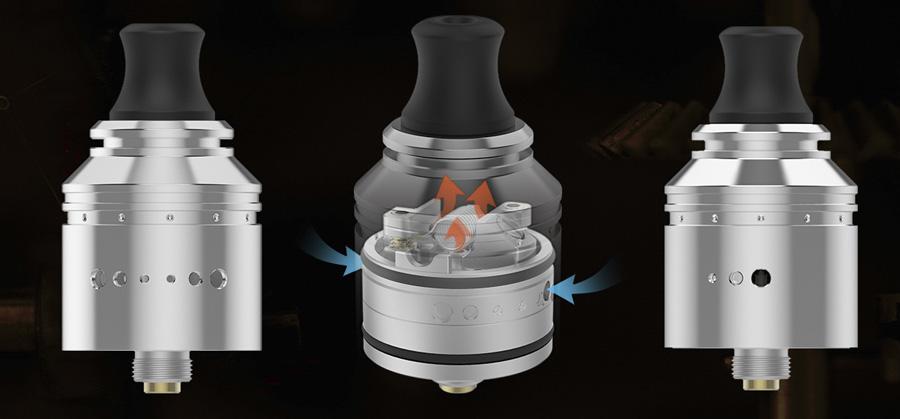 Vapefly Holic MTL RDA 22mm (www.e-smoke.sk)