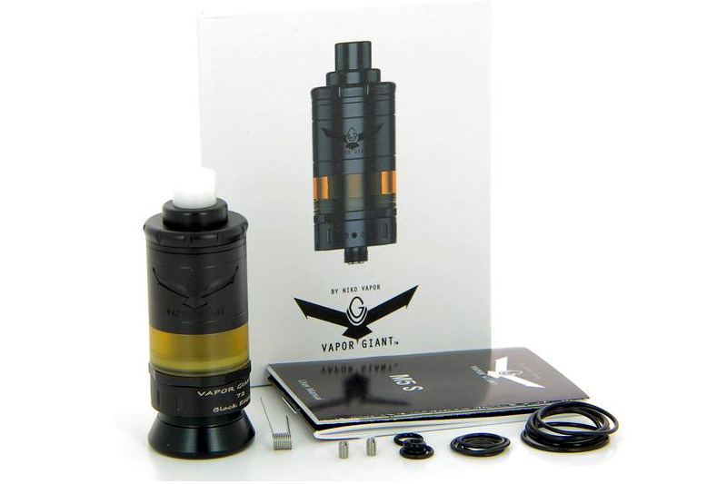 Vapor Giant M5 S MTL 23mm Black edition (e-smoke.sk)