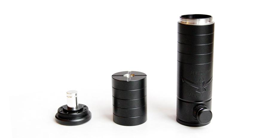 Vapor Giant Mini V2.5 Mechanický MOD 23mm - Black Edition