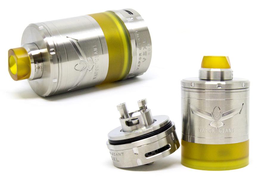Vapor giant v5 XL RTA (www.e-smoke.sk)