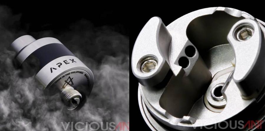 Vicious Ant Apex RDA - Limitovaná edícia (www.e-smoke.sk)