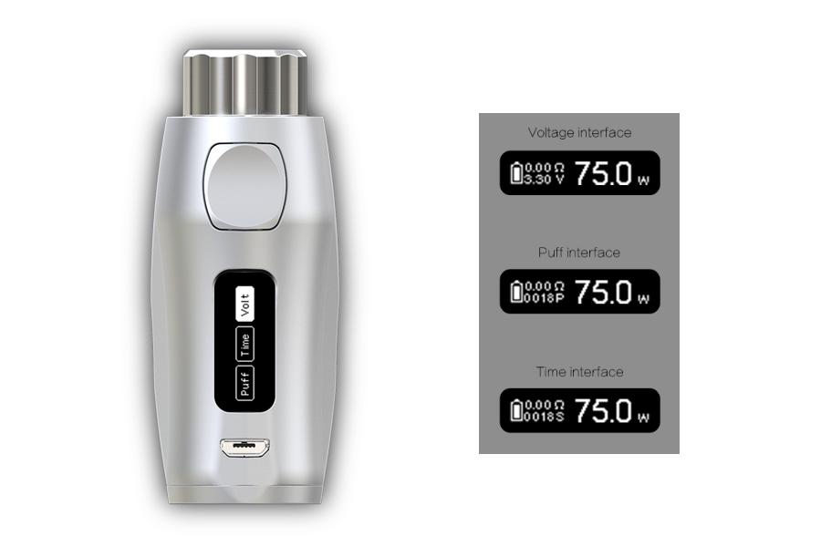 Eleaf iStick Pico X 75W Grip (www.e-smoke.sk)