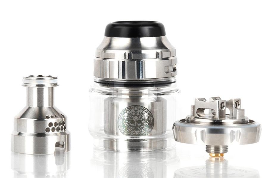 GeekVape Zeus X RTA - 4,5 ml a 25mm priemer (www.e-smoke.sk)