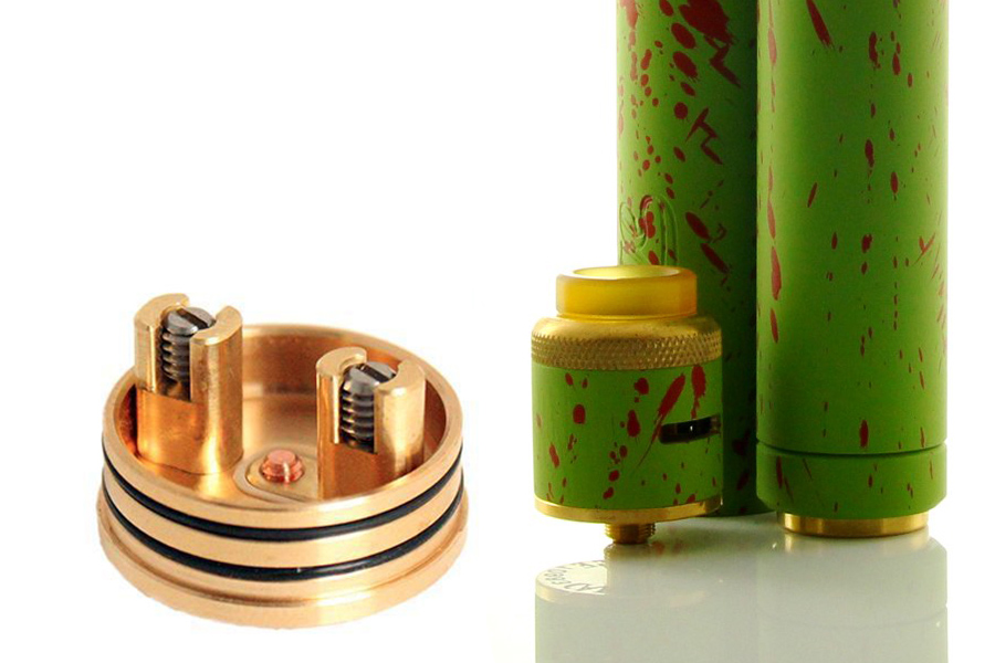 B2B V3 ZOMBIE Stack Set by PURGE MODS (www.e-smoke.sk)
